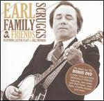 Earl Scruggs - His Family and Friends [Bonus DVD]