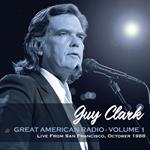 Guy Clark - Great American Radio Vol 1 [LIVE]