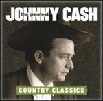Johnny Cash - Greatest: Country Classics